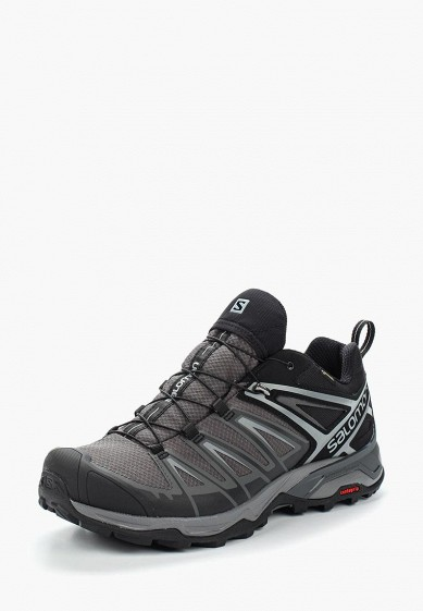 Купить Ботинки трекинговые Salomon - цвет: серый, Вьетнам, SA007AMUHK51
