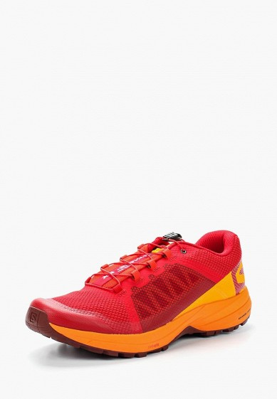 Купить Кроссовки Salomon - цвет: красный, Вьетнам, SA007AMZOT03