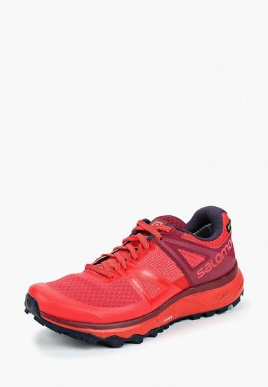 Купить Кроссовки Salomon - цвет: красный, Индия, SA007AWBOMM2