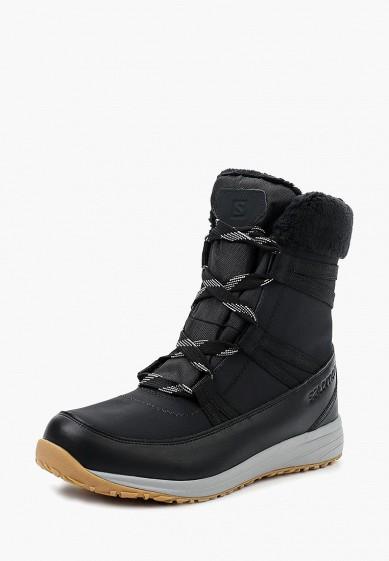 Купить Ботинки Salomon - цвет: черный, Вьетнам, SA007AWUHK71