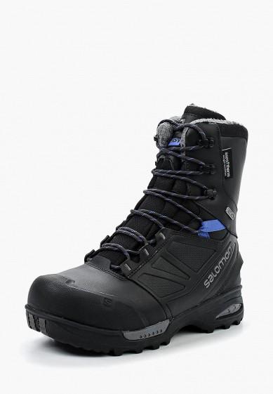 Купить Ботинки Salomon - цвет: черный, Китай, SA007AWUHK72
