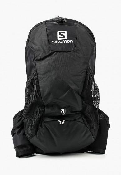 Купить Рюкзак Salomon - цвет: черный, Вьетнам, SA007BUHCF47