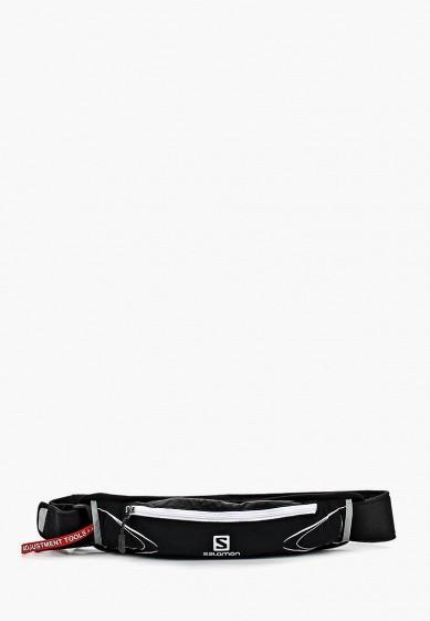 Купить Сумка поясная Salomon - цвет: черный, Вьетнам, SA007BUHCF53