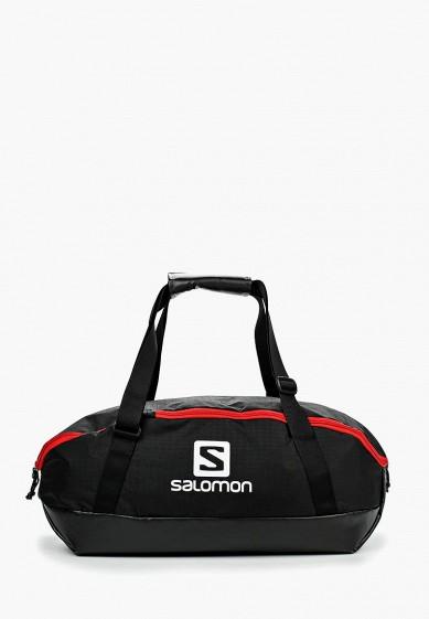 Купить Сумка спортивная Salomon - цвет: черный, Вьетнам, SA007BUJJK32