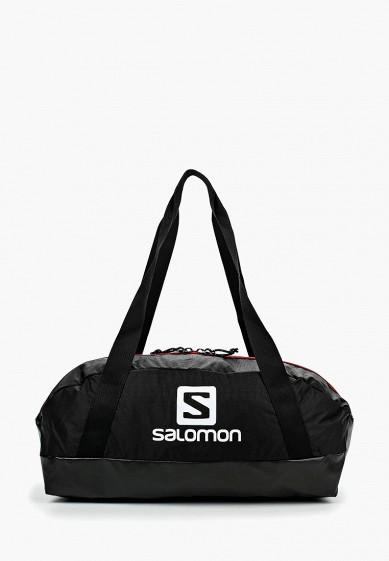 Купить Сумка спортивная Salomon - цвет: черный, Вьетнам, SA007BUJJK57