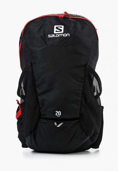 Купить Рюкзак Salomon - цвет: черный, Вьетнам, SA007BUPRO50