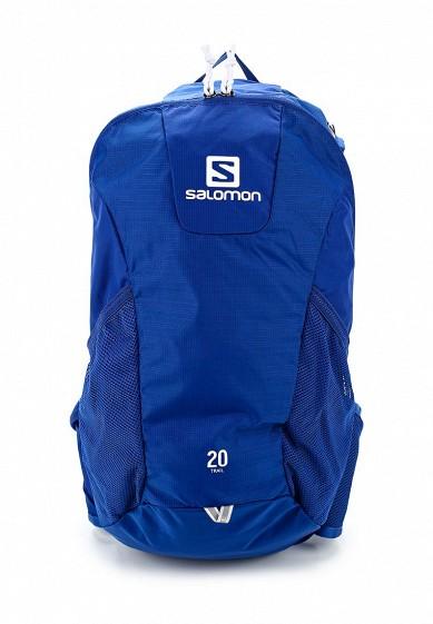 Купить Рюкзак Salomon - цвет: синий, Вьетнам, SA007BUZOU17