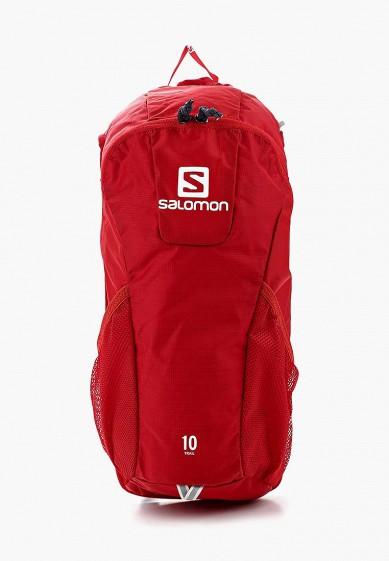 Купить Рюкзак Salomon - цвет: красный, Вьетнам, SA007BUZOU18