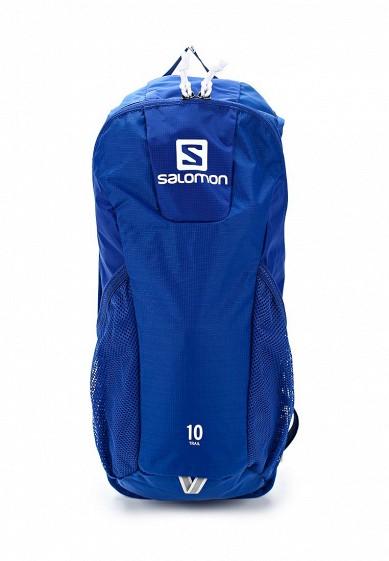 Купить Рюкзак Salomon - цвет: синий, Вьетнам, SA007BUZOU19