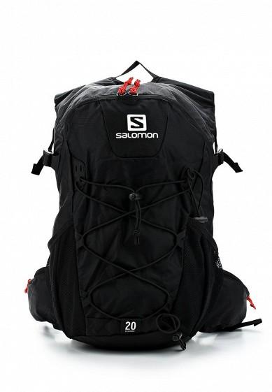 Купить Рюкзак Salomon - цвет: черный, Вьетнам, SA007BUZOU21