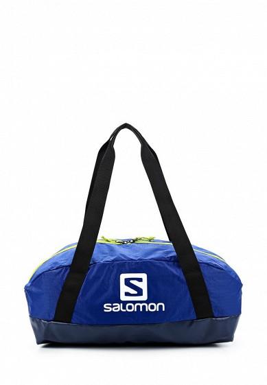 Купить Сумка Salomon - цвет: синий, Вьетнам, SA007BUZOU23