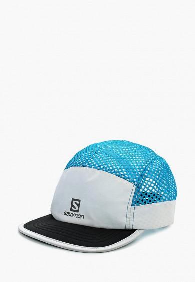 Купить Бейсболка Salomon - цвет: голубой, Китай, SA007CUPRO60