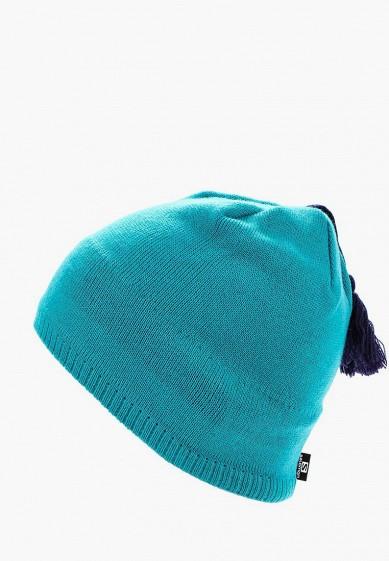 Купить Шапка Salomon - цвет: голубой, Китай, SA007CUUHJ51