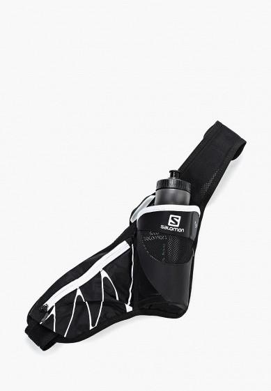 Купить Пояс для бега Salomon - цвет: черный, Вьетнам, SA007DUPRO87