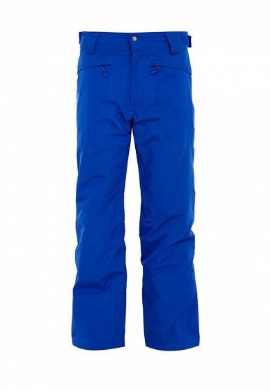 Купить Брюки горнолыжные Salomon - цвет: синий, Бангладеш, SA007EMUHJ91