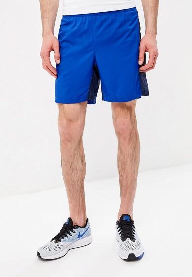 Купить Шорты спортивные Salomon - цвет: синий, Бангладеш, SA007EMZOS55