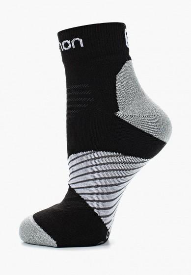 Купить Носки Salomon - цвет: черный, Италия, SA007FUZOS60