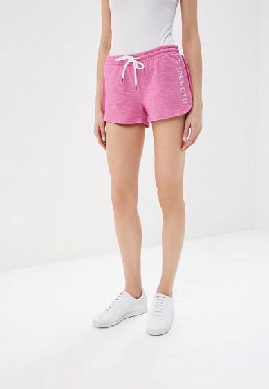 Купить Шорты спортивные Sela - цвет: розовый, Китай, SE001EWZMZ00