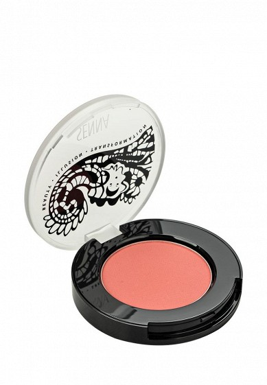 Румяна Senna Sheer Face Color Powder Blush, тон Clarity