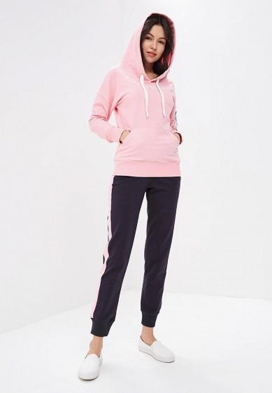Купить Костюм спортивный Sitlly - цвет: розовый, синий, Россия, SI029EWBRKM3