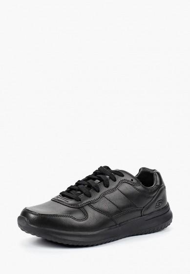 Купить Кроссовки Skechers - цвет: черный, Китай, SK261AMAUEE3