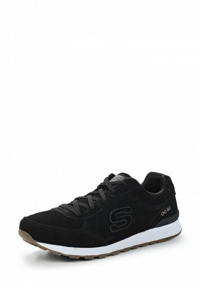 Купить Кроссовки Skechers - цвет: черный, Китай, SK261AMAUEL4