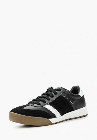 Купить Кеды Skechers - цвет: черный, Китай, SK261AMAUER5