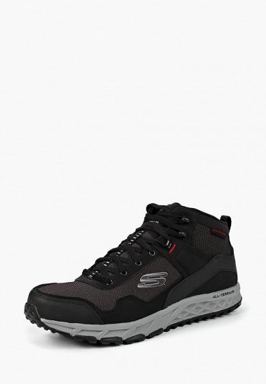 Купить Кроссовки Skechers - цвет: черный, Вьетнам, SK261AMCPUB7