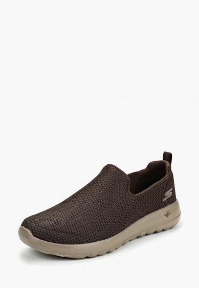 Купить Кроссовки Skechers - цвет: коричневый, Вьетнам, SK261AMCPUC0