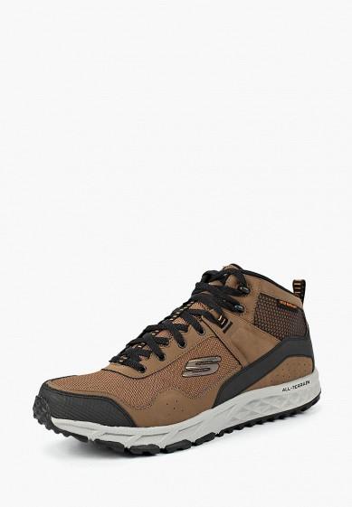 Купить Кроссовки Skechers - цвет: коричневый, Вьетнам, SK261AMCQSR0