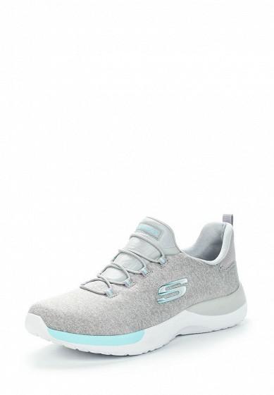 Купить Кроссовки Skechers - цвет: серый, Китай, SK261AWAUEX6