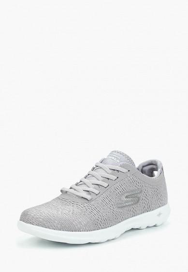 Купить Кроссовки Skechers - цвет: серый, Вьетнам, SK261AWAUFB8