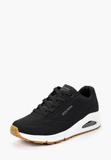 Купить Кроссовки Skechers - цвет: черный, Китай, SK261AWAUFH1