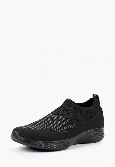 Купить Кроссовки Skechers - цвет: черный, Вьетнам, SK261AWAUFI9