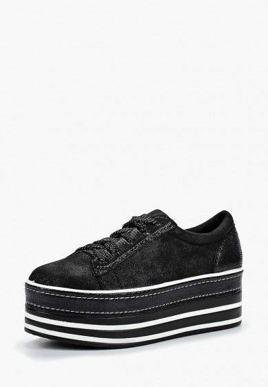 Купить Кеды Sweet Shoes - цвет: черный, Китай, SW010AWCNZB1