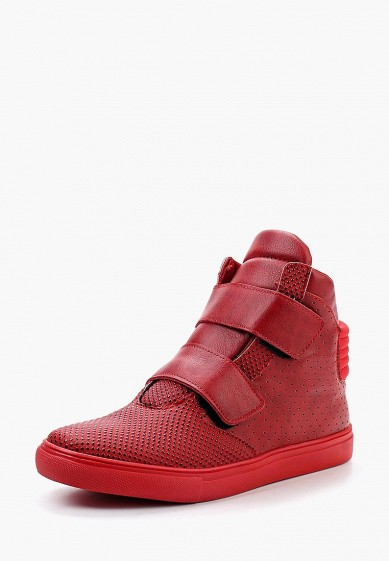 Купить Кеды Tamboga - цвет: красный, Турция, TA024AMVGT65