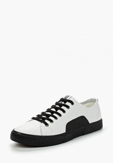 Купить Кеды Tommy Jeans - цвет: белый, Вьетнам, TO052AMAGAP6
