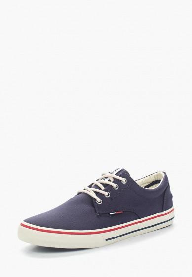 Купить Кеды Tommy Jeans - цвет: синий, Китай, TO052AMAGAP7