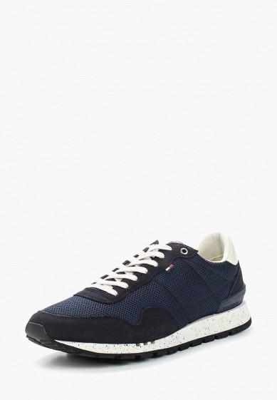 Купить Кроссовки Tommy Jeans - цвет: синий, Вьетнам, TO052AMAGAP8