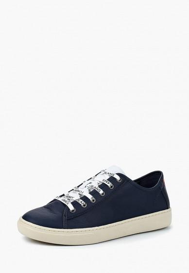 Купить Кеды Tommy Jeans - цвет: синий, Вьетнам, TO052AMBHPU4