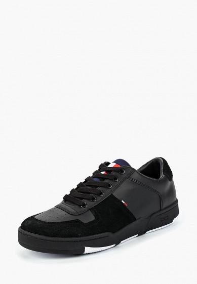 Купить Кеды Tommy Jeans - цвет: черный, Вьетнам, TO052AMBHPW3