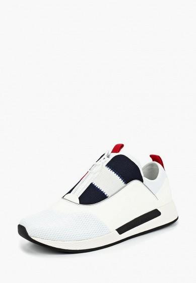 Купить Кроссовки Tommy Jeans - цвет: белый, Вьетнам, TO052AMBHPY2