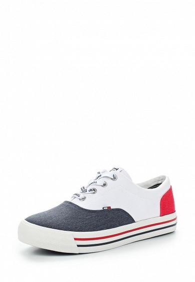 Купить Кеды Tommy Jeans - цвет: мультиколор Вьетнам TO052AWAGAR7