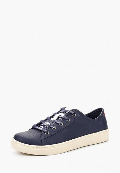 Купить Кеды Tommy Jeans - цвет: синий, Вьетнам, TO052AWBHQO1