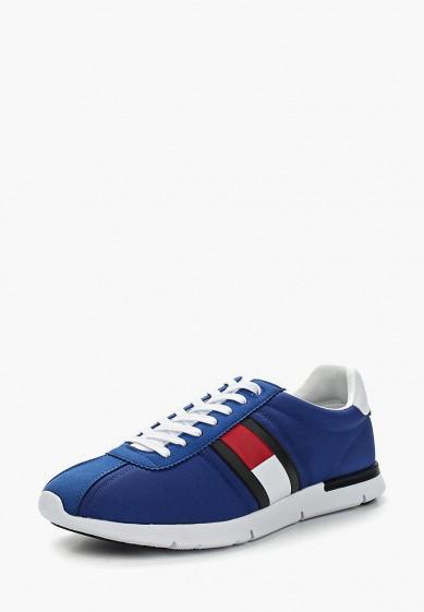 Купить Кроссовки Tommy Hilfiger - цвет: синий, Вьетнам, TO263AMAGBM7