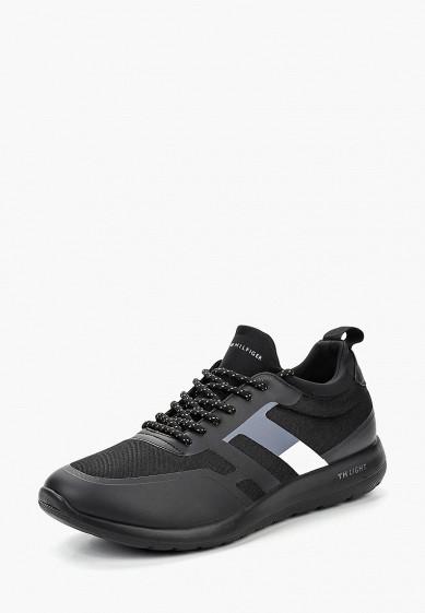 Купить Кроссовки Tommy Hilfiger - цвет: черный, Вьетнам, TO263AMBHPS8