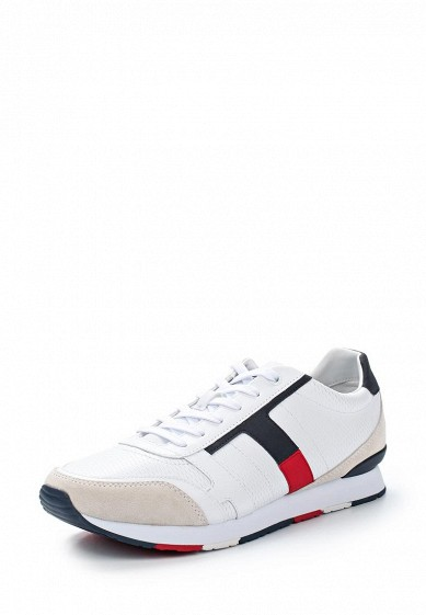 Купить Кроссовки Tommy Hilfiger - цвет: белый Вьетнам TO263AMZGP39