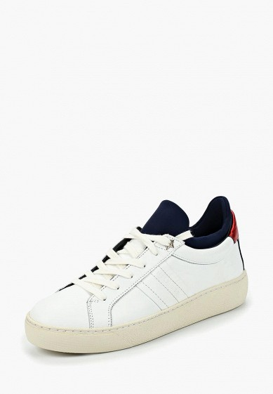 Купить Кеды Tommy Hilfiger - цвет: белый, Португалия, TO263AWBHQQ9