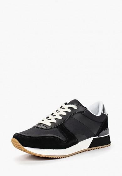 Купить Кроссовки Tommy Hilfiger - цвет: черный, Вьетнам, TO263AWBHQU7