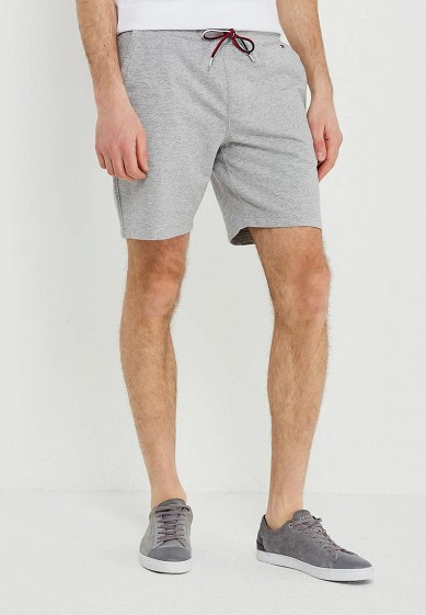 Купить Шорты спортивные Tommy Hilfiger - цвет: серый, Китай, TO263EMAGTQ7